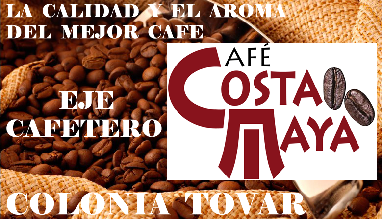 Diapositiva Cafe Costa Maya